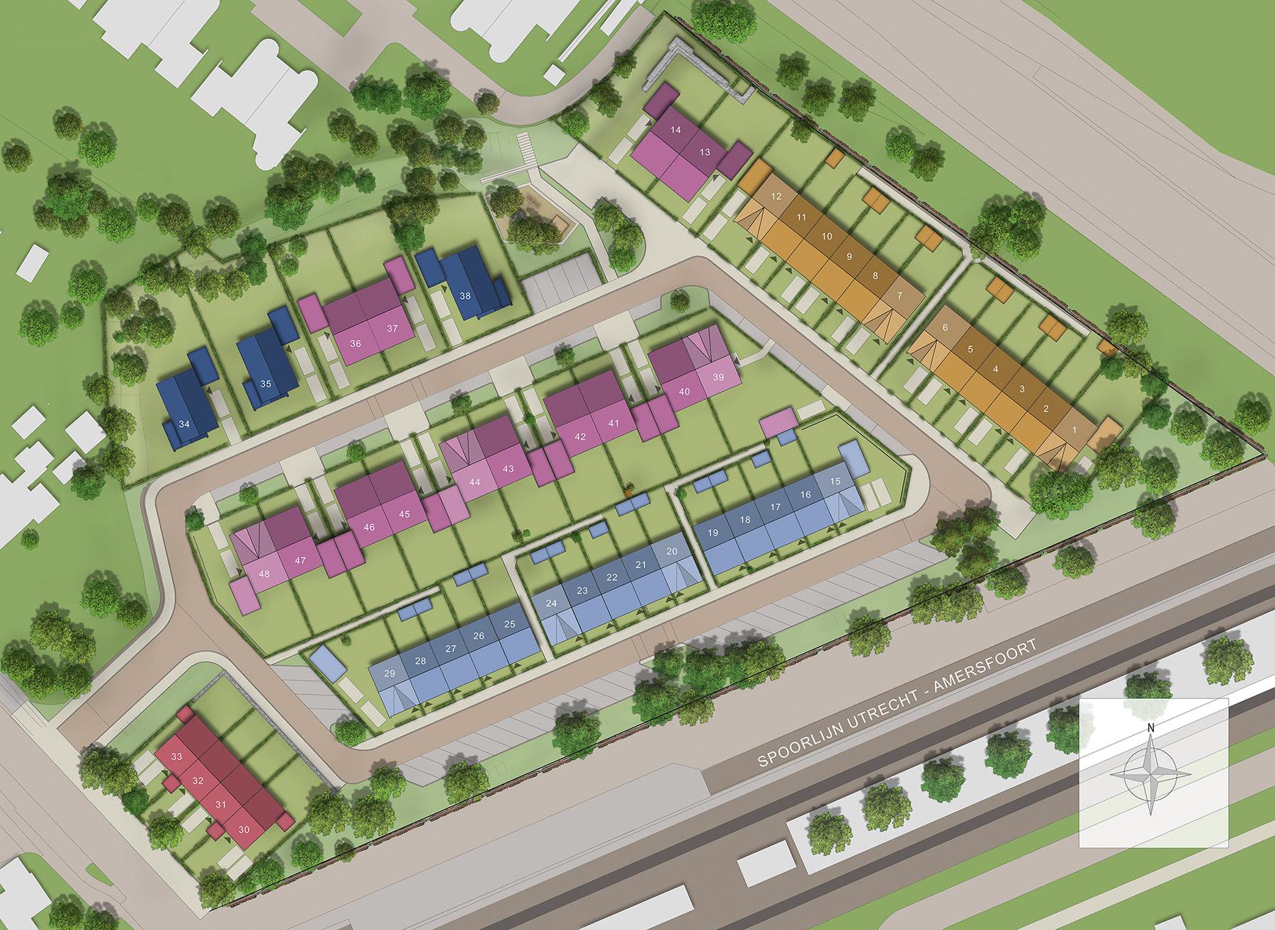 Ijsselland ijsselland ontwikkeling - Een stuk grond ontwikkelen ...